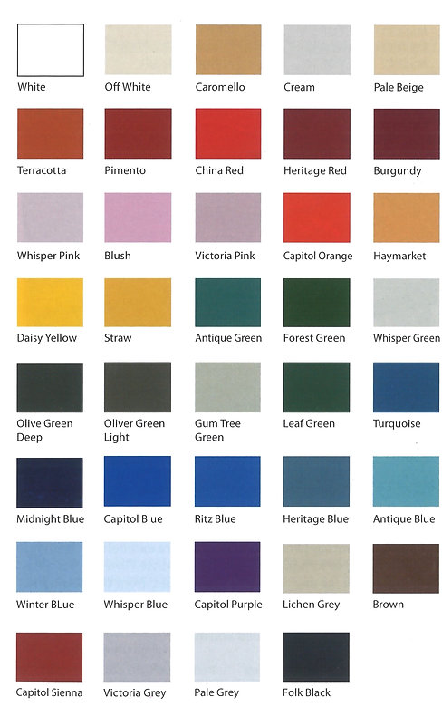 Highly pigmented matisse background paints for both interior and exterior works - Online Art Supplies