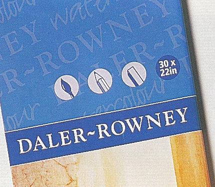 Daler-Rowney Watercolour Board, 56 x 76 cm