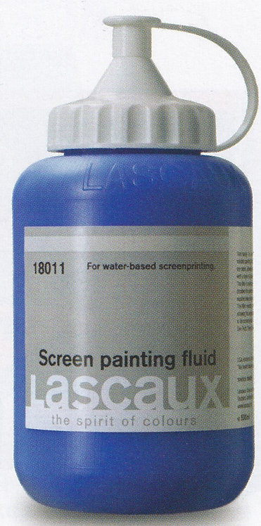 Lascaux Screen Painting Fluid