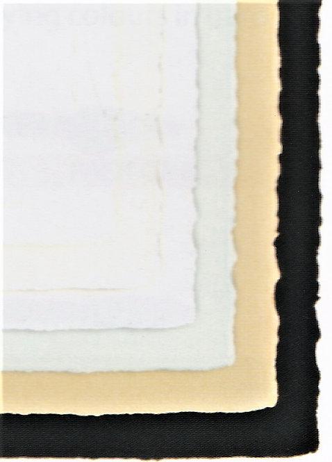 280 gsm Velin BFK Rives Paper, 56 x 76 cm, - Coloured