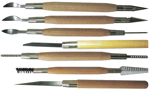 Clean Up Tool Kit of 7 Pieces