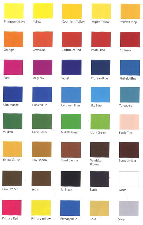 Art Spectrum Artist Gouache for designers and illustrators - Online Art Supplies Store