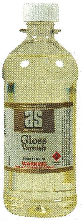 Gloss Varnish (Paraloid)