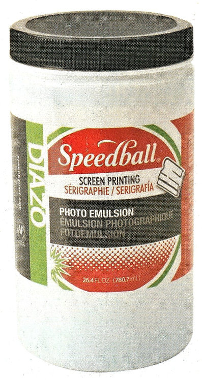Diazo Photo Emulsion 2 Part, Mix with 4578