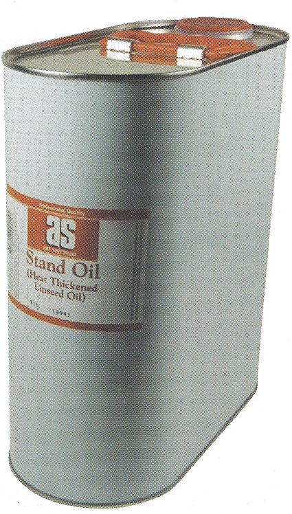 Stand Linseed Oil
