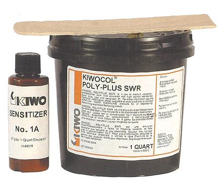 Kiwocol Photo Emulsion & Sensitizer