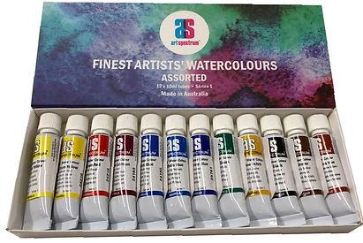 Art Spectrum Artist's Watercolours Set - Art Studio Supplies