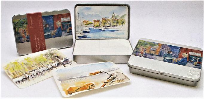 230 gsm Hahnemuhle Watercolour Postcard Box