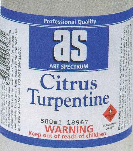 Citrus Turpentine