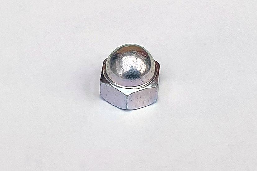 M10-1.25 Dome Nut  Low Top Zinc JIS