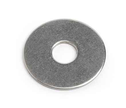 M6 (6X18) Flat Penny Washer A2 ST/ST