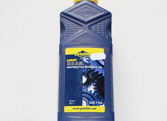 Putoline Light Gear Oil 1ltr