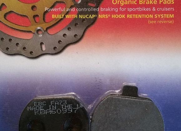 Brake Pads EBC FA073