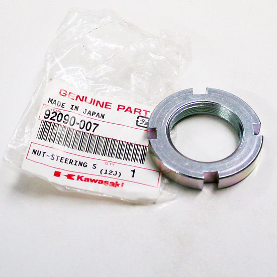 92090-007 Steering Head Lock Nut