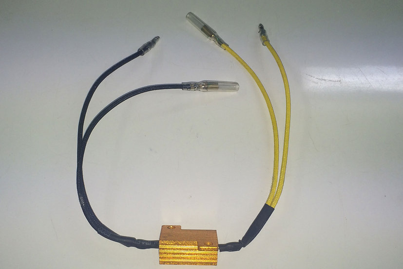 Power resistor for LED turn signal 6.8 Ohm/25 W