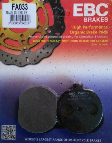 Brake Pads EBC FA033