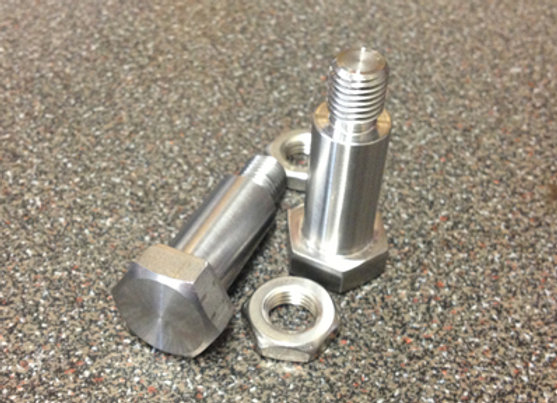 92001-1214 Stainless Main Stand Bolt Set