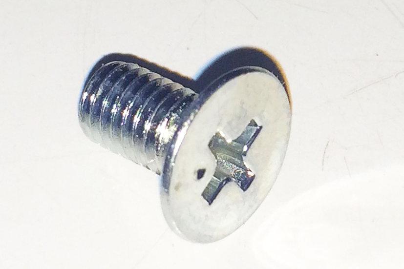 M5 Phil Counter Sunk screw Zinc Plated JIS