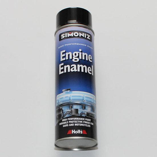 Simoniz VHT  Engine Enamel Black Gloss