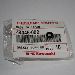 44045-002 Gasket Fork Drain ( each)