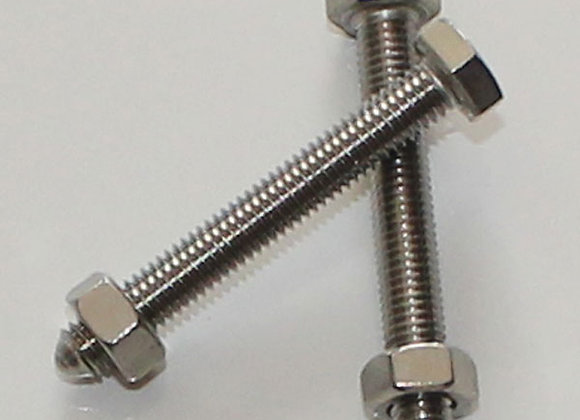92002-1076ST Chain Adjuster Bolts M8