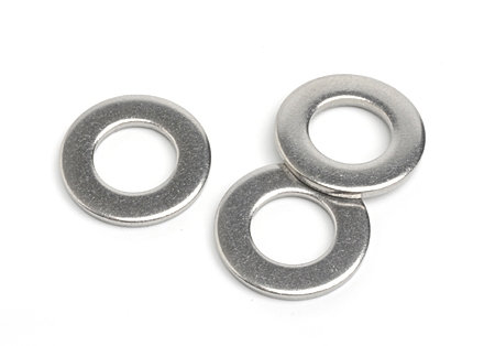 Plain Washers Stainless Steel Type A (10,20 or 50 Pack)