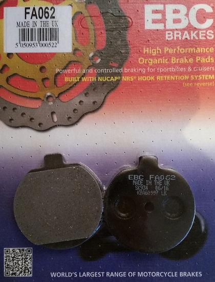 Brake Pads EBC FA062