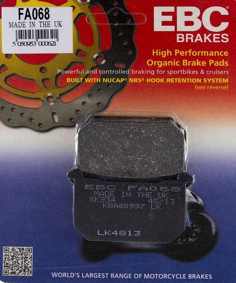 Brake Pads EBC FA068