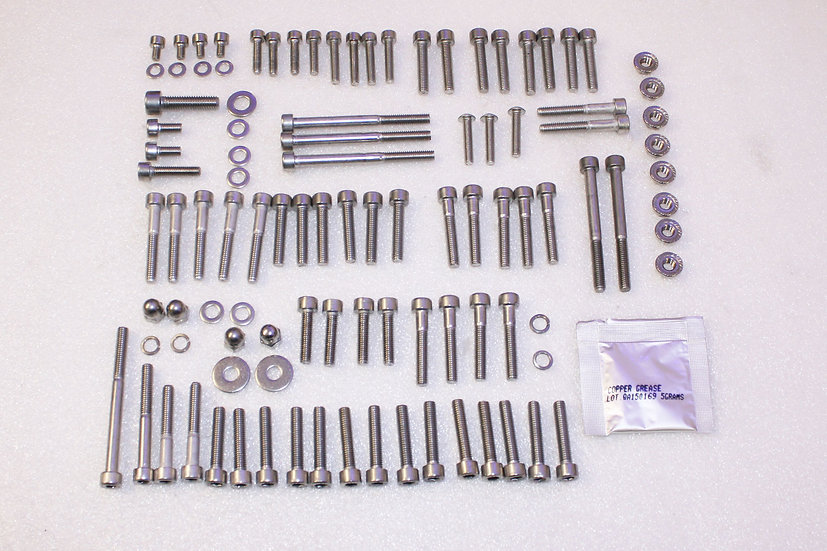 Honda CB900 DOHC 1980 Bol D'Or Engine Bolt Kit