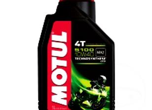 MOTUL ENGINE OIL 10W40 4-STROKE 1L SEMI-SYNTHETIC