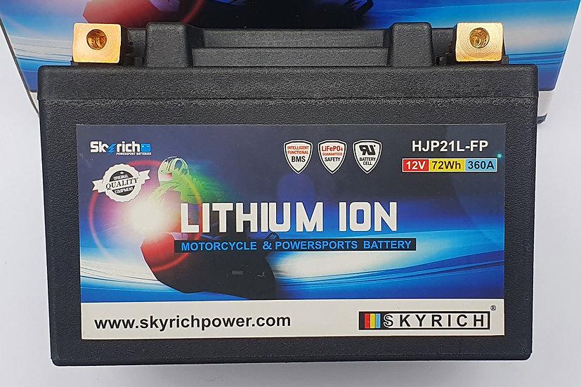 Lithium-ion battery LTM21L