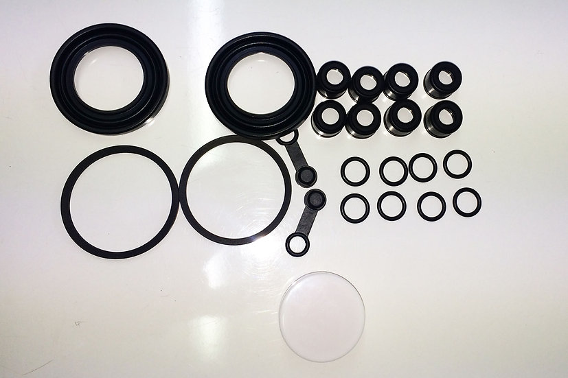 43041-0650 Twin front Calliper Seal Kit Kh400-z1300