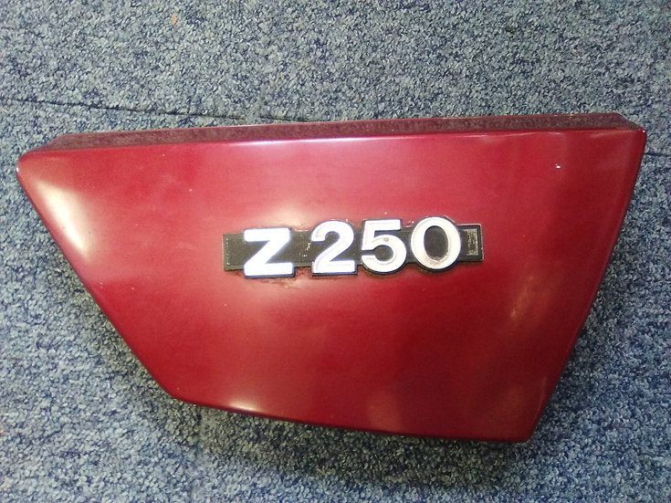 KZ250A Side Panel Right Hand Side 36001-1033