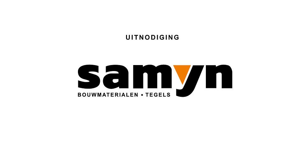 Opening-samyn