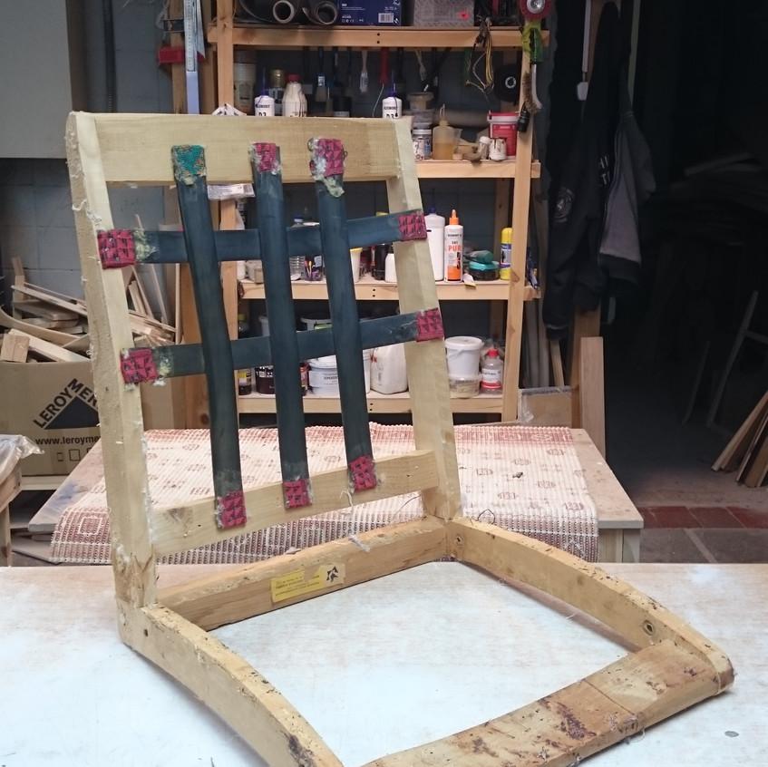 Кресло из шестидесятых
