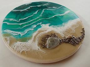 Приглашаем на мастер-классы рисования моря