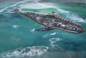 Делаем личного кита в технике ArtResin!
