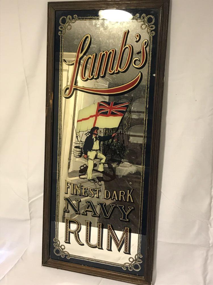 Rum specchio