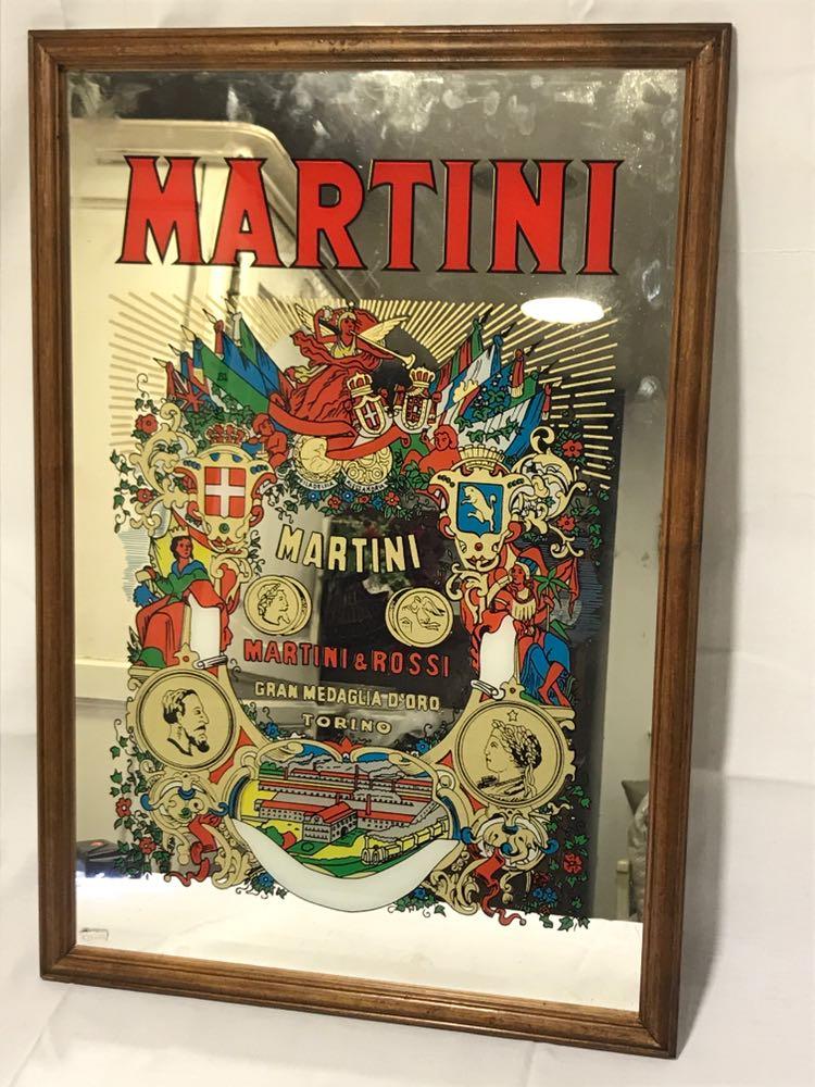 martini specchio