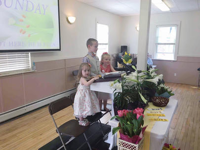 New England Shores Baptist Church of Ham