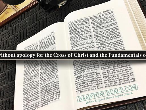 Sunday Sermon: April 28, 2019