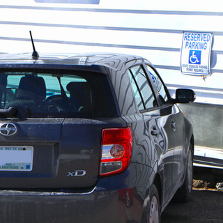 Designated Parking