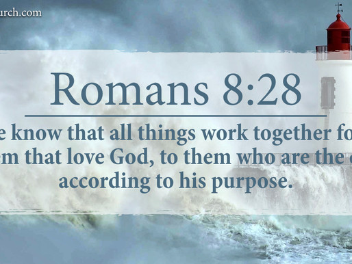 Verse of the Day: Romans 8:28