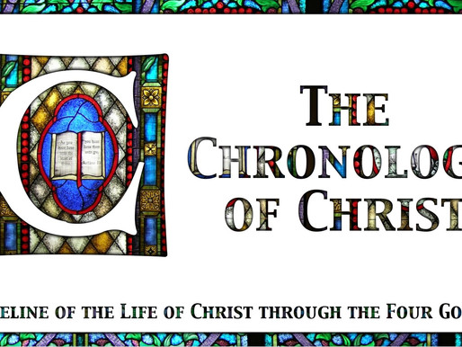 Sermon Series: The Chronology of Christ