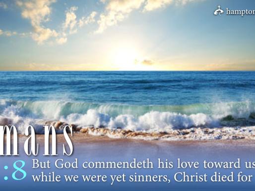 Verse of the Day: Romans 5:8