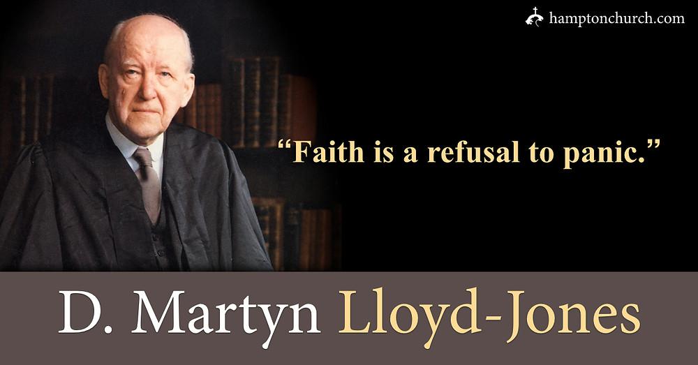 D. Martyn Lloyd-Jones hampton nh church