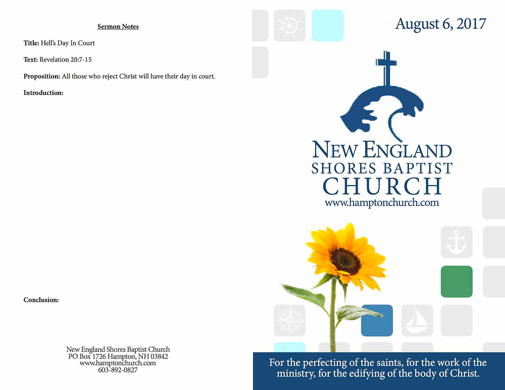 Hampton NH Baptist Church