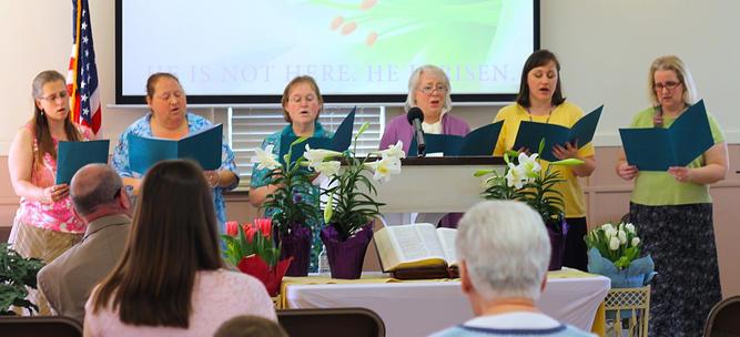 Hampton NH Baptist Church 03842