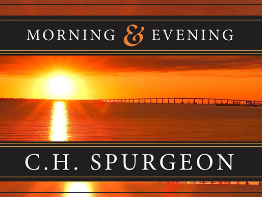 02/23/17 Morning Devotional by C.H. Spurgeon