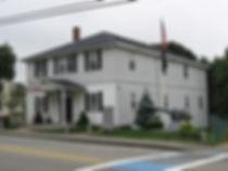 New England Shores Baptist Church meets are Amercian Legion Post 35